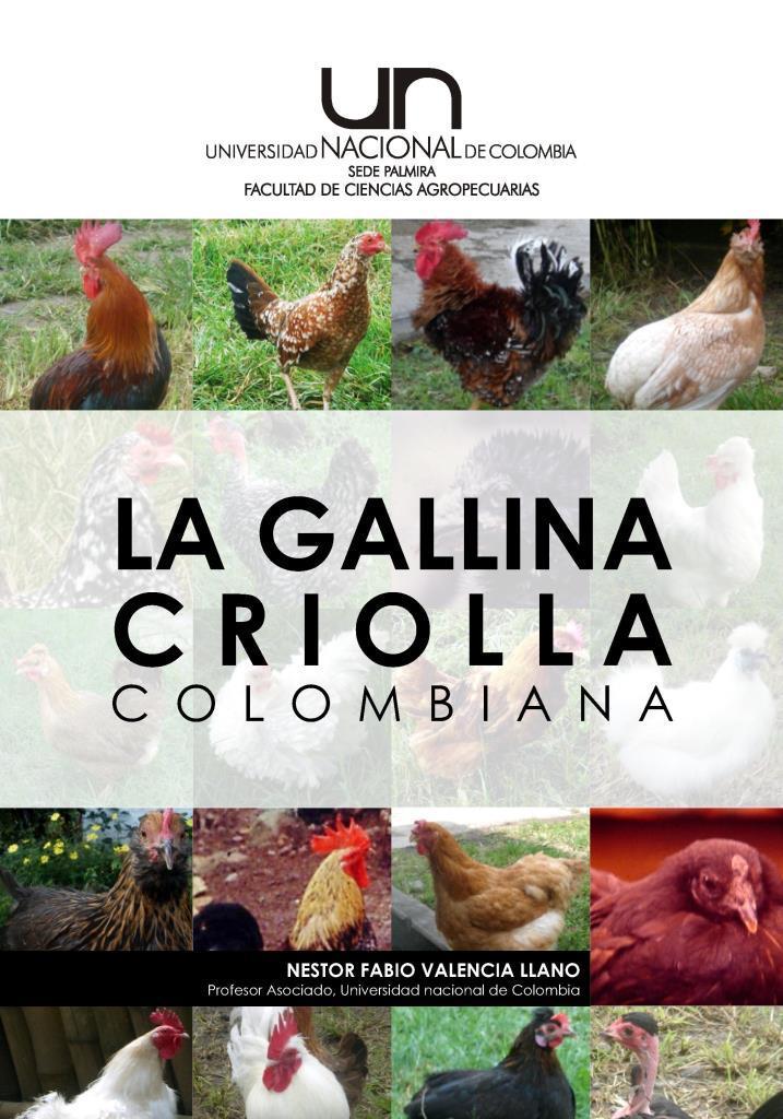 La gallina criolla colombiana – Néstor Fabio Valencia Llano