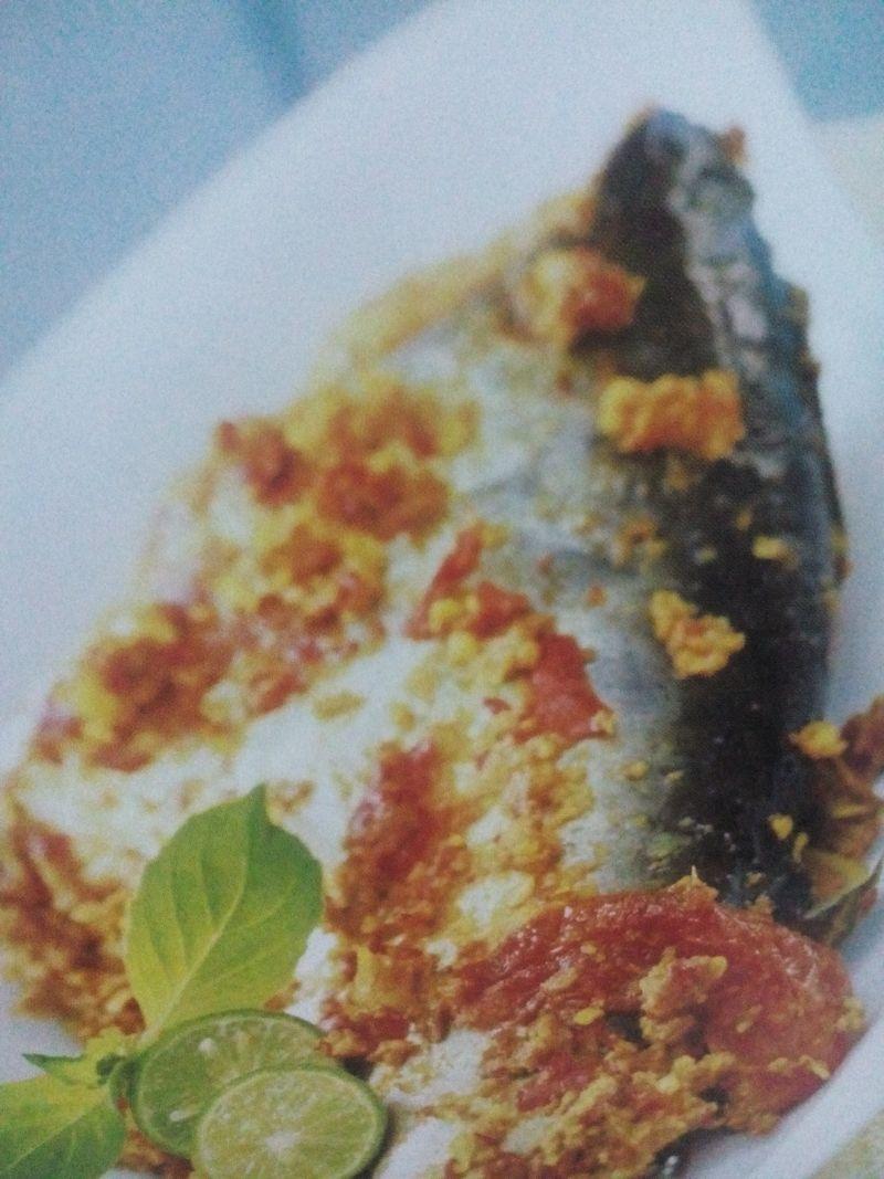resep pepes ikan patin bakar