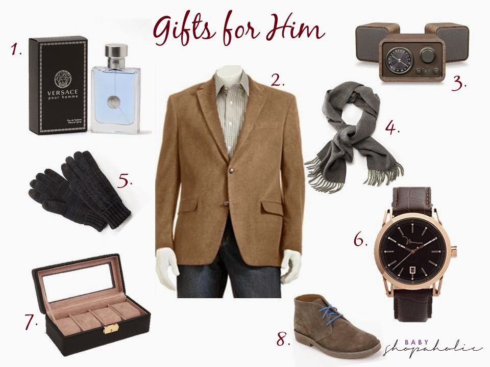 gifts for men from