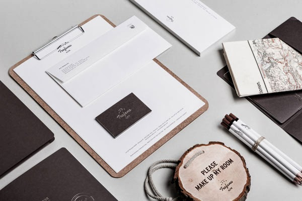 35 Stationery For Brand Identity Design Inspiration ...