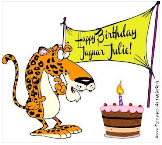 happy birthday jaguarjulie from tagsforkids