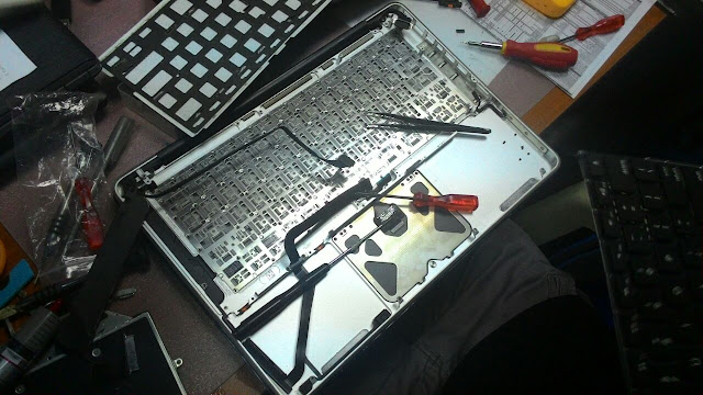 [SOLVED] REPAIR KEYBOARD MACBOOK PRO A1278 | KEDAI REPAIR MACBOOK 5