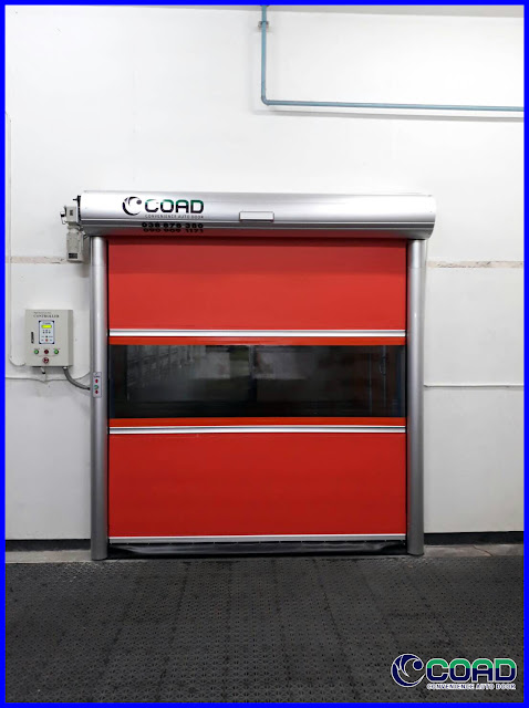 COAD, HIGH SPEED DOOR, SPEED DOOR, RAPID DOOR, ROLLING UP SHUTTER, ROLLING SHUTTER, ROLLING DOOR, ROLLING UP DOOR, INDUSTRIAL DOOR, KOREA, JAPAN, MALAYSIA, INDONESIA, THAILAND, VIETNAM