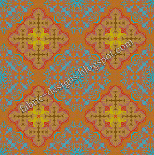 geometric fabric patterns and designs