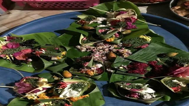 Budaya Bali Banten Upakara