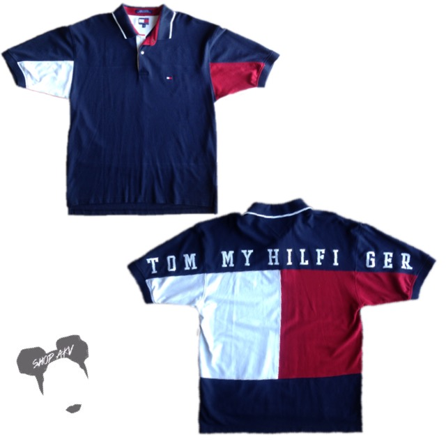 90s Tommy Hilfinger Polo