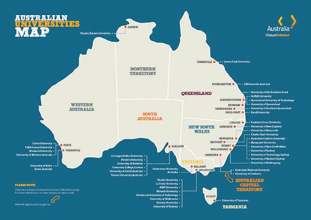 Daftar Beasiswa Pascasarjana Di Australia