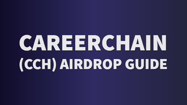 Bot Telegram Airdrop Token CareerChain Terbaru, serta Bounty Campaign CareerChain Gratis 2018