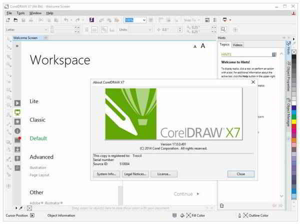 CorelDRAW X4 Has a New Version: Download Your Trial Free Now