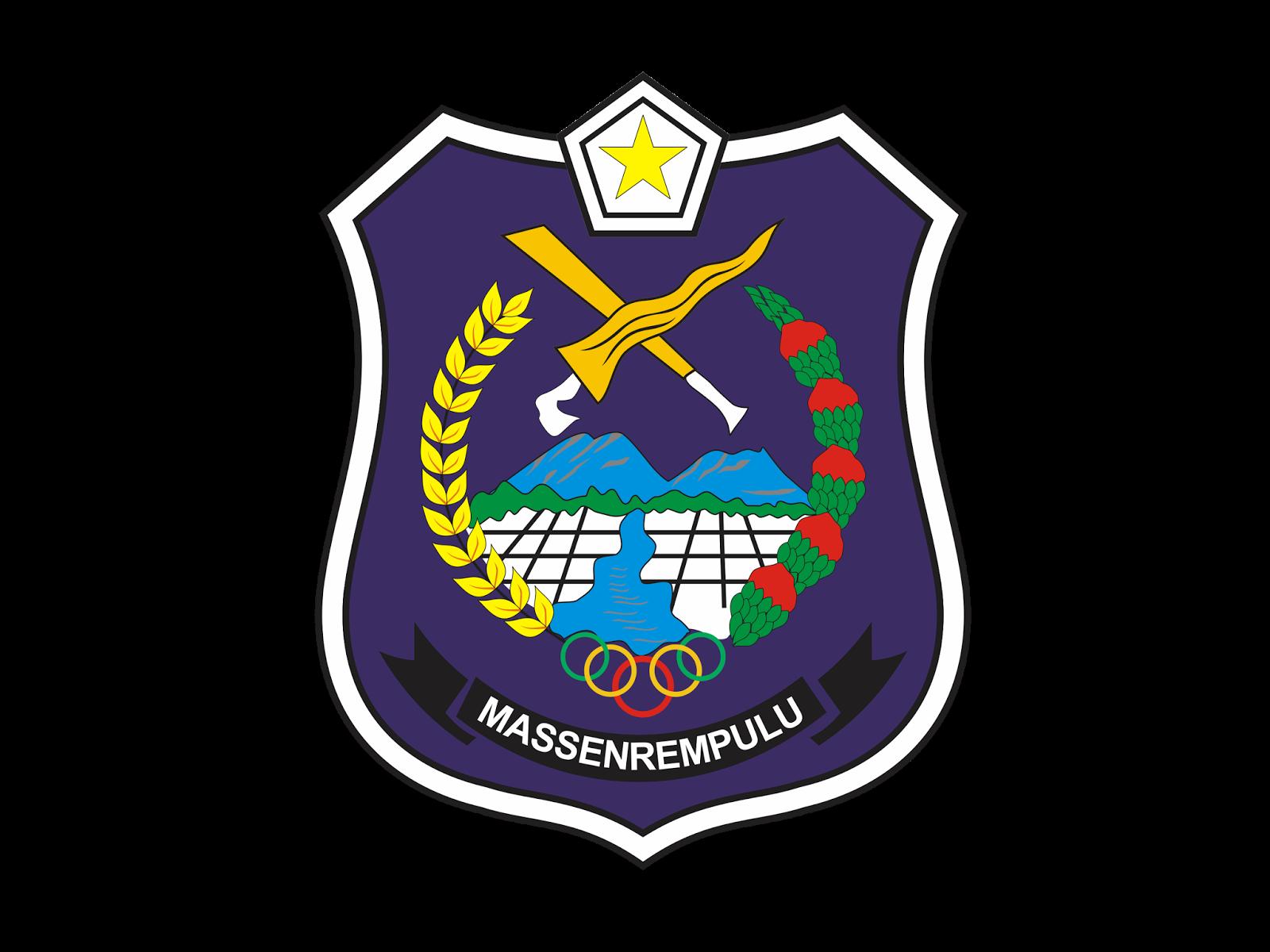 Warung Vector Logo Kabupaten Enrekang Vector Cdr Png Hd