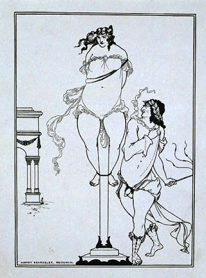 Beardsley Juvenal satires 1896
