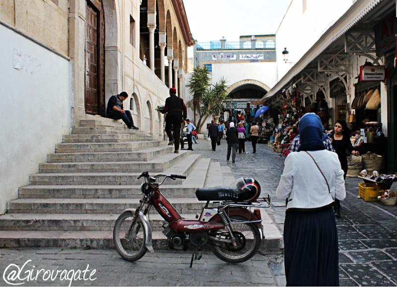medina Tunisi discover Tunisia