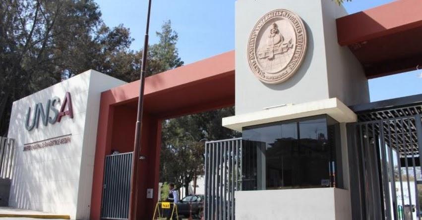 UNSA: Universidad San Agustín de Arequipa posterga inicio de año académico por el Coronavirus