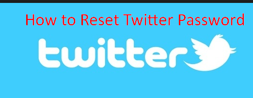 How to Reset Twitter Password