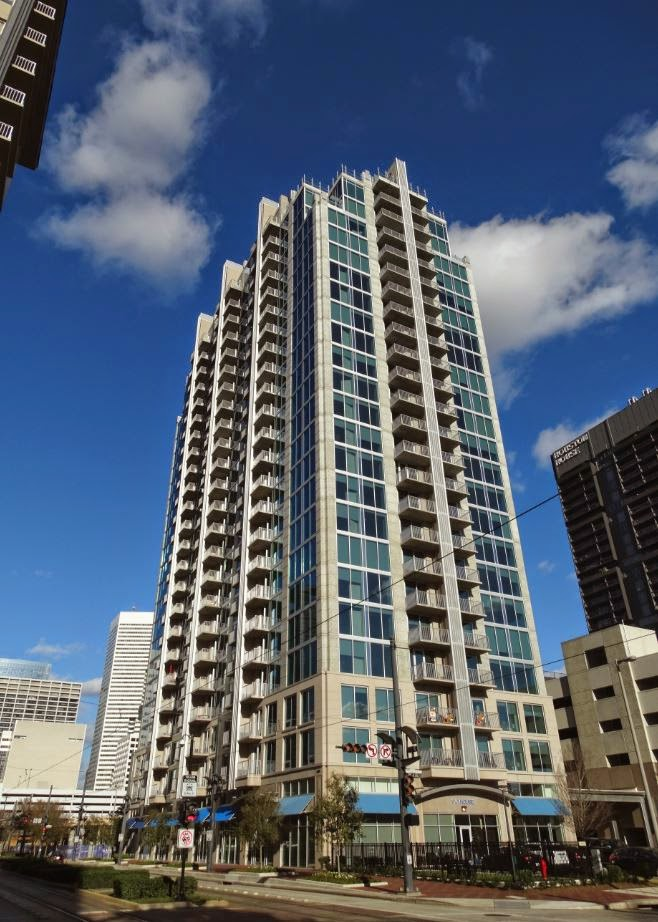Photo of Residential Highrise at 1625 Main Street, Houston, TX 77002