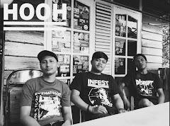 "HOOH Trio Powerviolence asal Cianjur Lepas EP ""Basa Basi Busuk"""