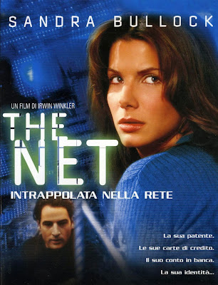 Poster Of The Net (1995) Full Movie Hindi Dubbed Free Download Watch Online At worldfree4u.com