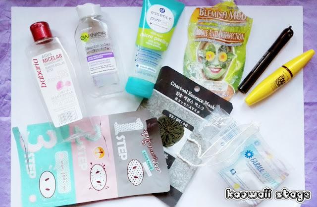 cosmeticos coreanos agua micelar