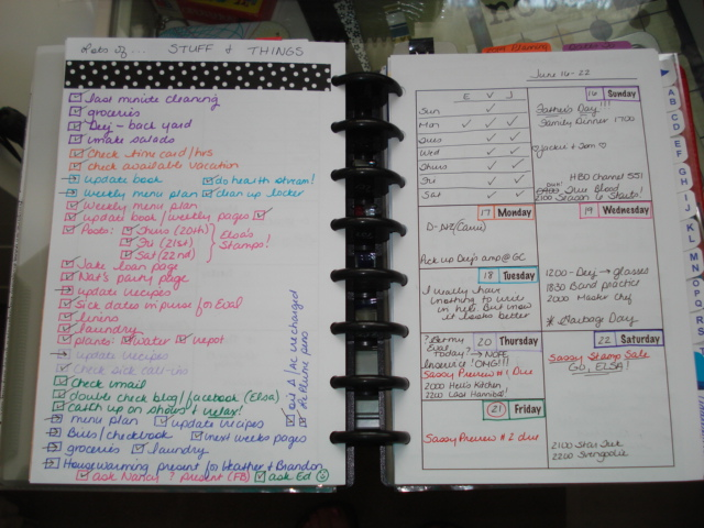 A Creative Operation Arc Planner Updates, Stuff and Things - college planner organization