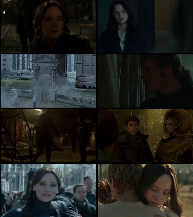 The Hunger Games Mockingjay Part 2 2015 English 720p WEB-DL