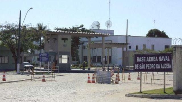 base aérea naval de são pedro da aldeia