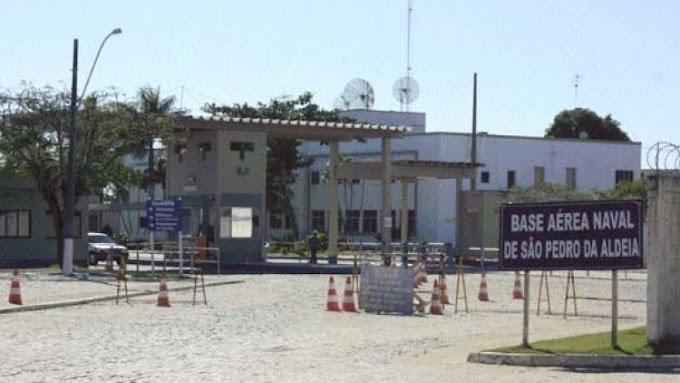 Base Aérea Naval de São Pedro da Aldeia receberá treinamentos de time de futebol de Cabo Frio