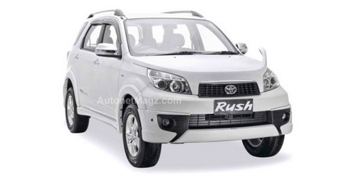 Toyota Rush Facelift