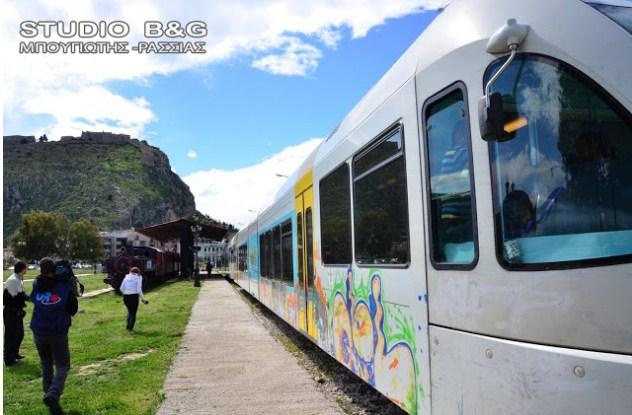 Η αναβάθμιση της σιδηροδρομικής γραμμής Κόρινθος-Άργος-Ναύπλιο στο Εθνικό Στρατηγικό Σχέδιο Μεταφορών