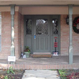 entrance door 2016