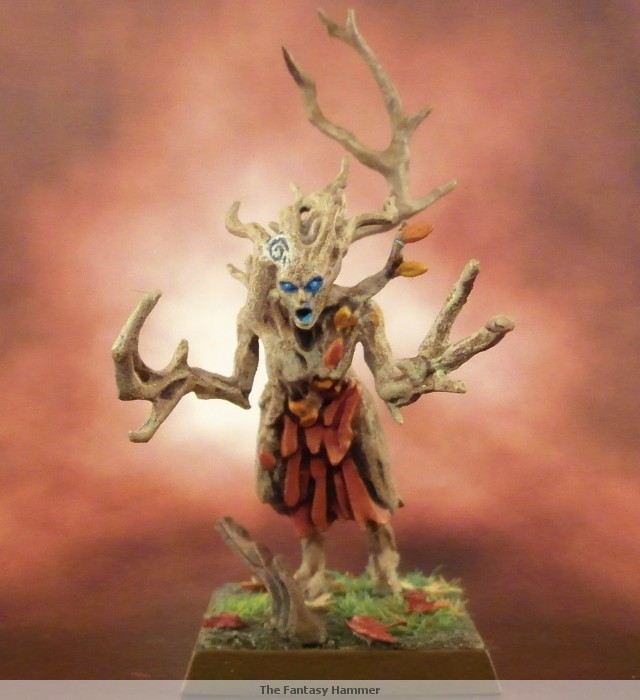Wood Elves Dryads 4