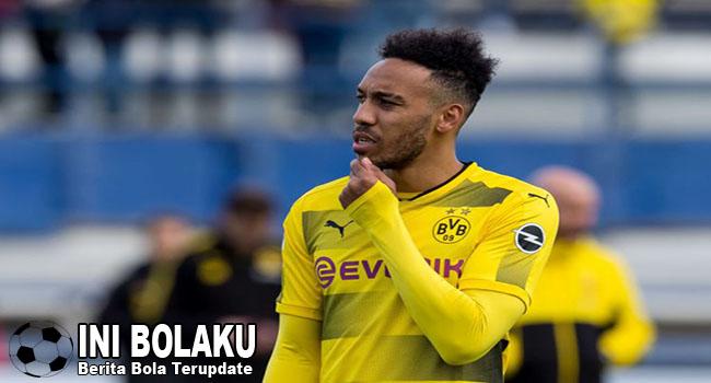 Ulah Aubameyang Buat Pihak Dortmund Kesal, Dan Menyerah