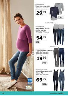 CATALOG LIDL 14 - 20 ianuarie 2019 promotii haine gravidute