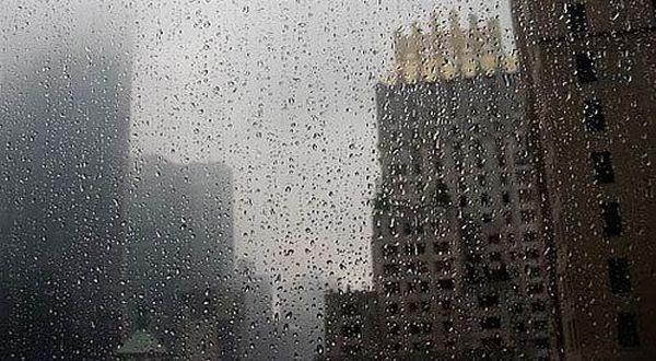 Hujan terlebat di dunia di Unionville