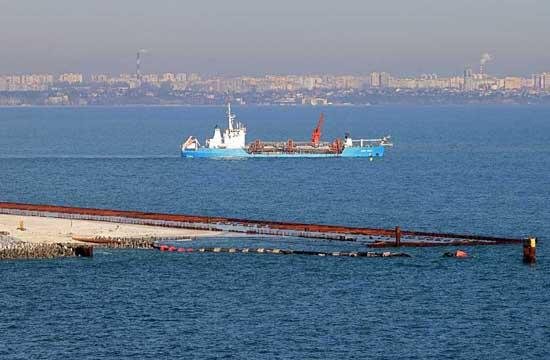 Блог им. mleit: Кто обманул немецких инвесторов в Одесском порту?