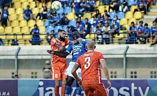 Hasil Piala Indonesia: Persib Bandung vs Borneo FC 3-2