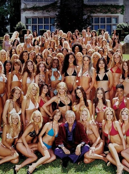 Hugh Hefner, Playboy, Playboy bunnies