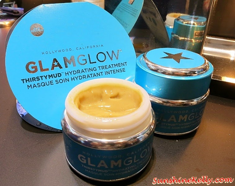 Review & Vlog GlamGlow ThirstyMud Hydrating Treatment,Review GlamGlow ThirstyMud Hydrating Treatment, GlamGlow, ThirstyMud, Hydrating Treatment Mask, Beauty Review, Vlog, Product Review