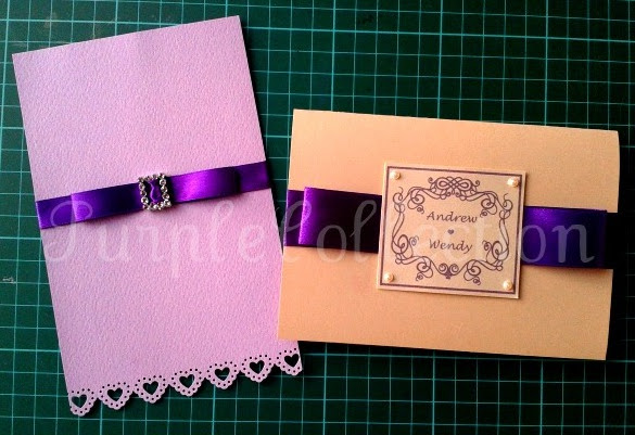 Purple Theme Wedding Invitation Cards, wedding invitation card, mustache and lip wedding invitation card, mustache and lip, purple best seller card, purple card, purple wedding card, wedding