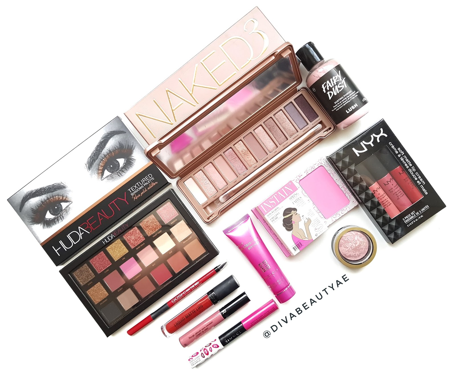 Valentine Makeup Gifts For 2018 Divabeautyae