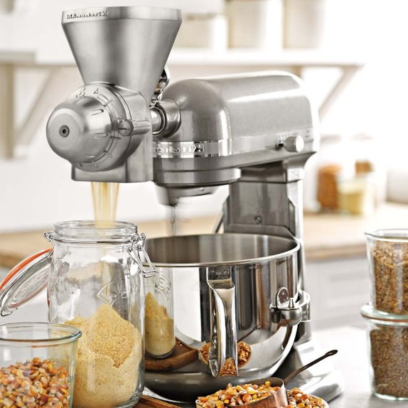 Kitchen Aid Grain Mill Review