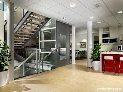 Keuntungan Menggunakan Lift di Rumah