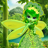 Games2Rule Vegetable World Fairy Rescue Walkthrough