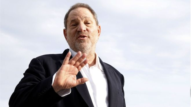 Harvey Weinstein: British assistant 'paid £125k for silence'