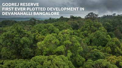 Godrej Reserve is a new property in Devanahalli Bangalore.
