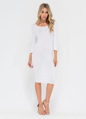 vestidos de noche cortos con medias
