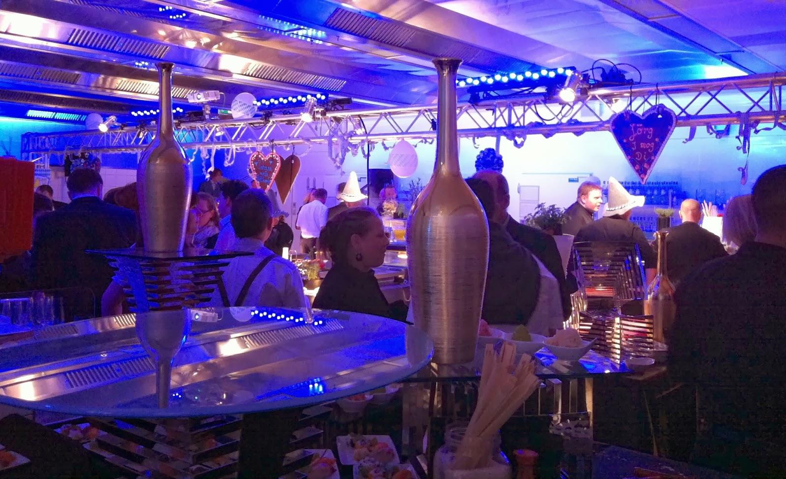 Review: Küchenparty im Kameha Grand - CityLights Bonn