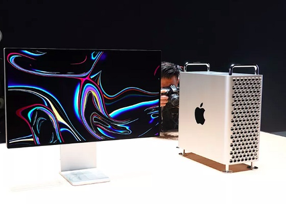 Mac Pro dengan harga sampai 730 juta