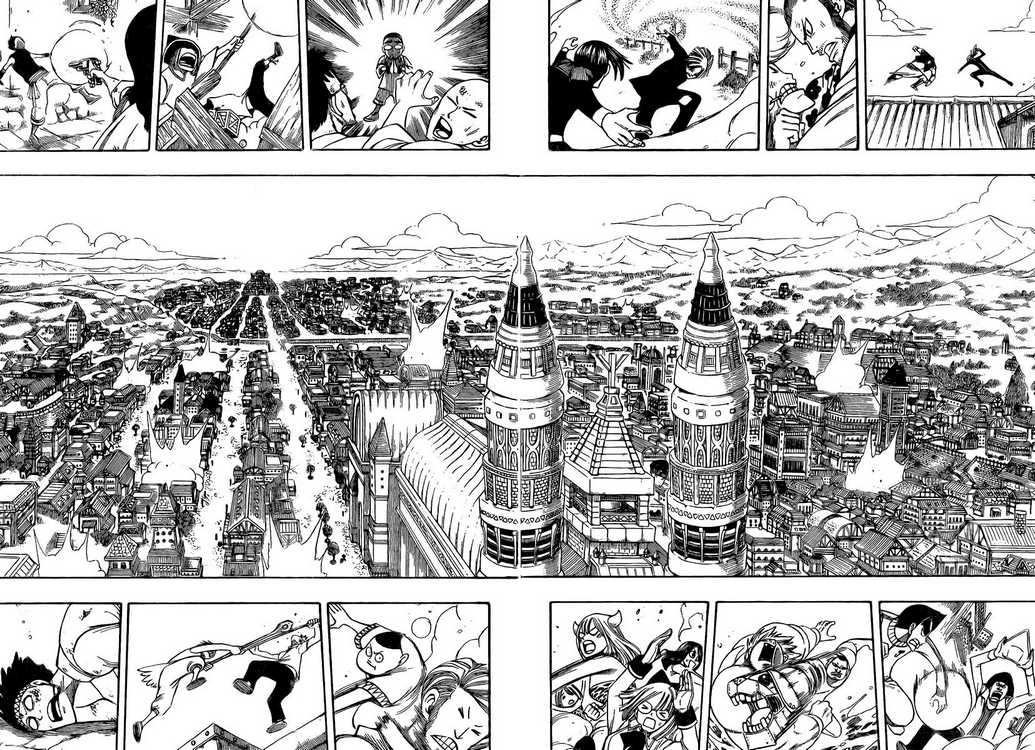 Fairy Tail chap 109 trang 4