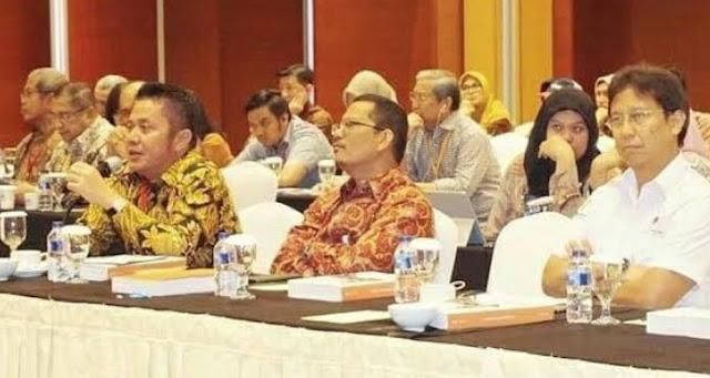 Gubernur Sumsel dan Bupati Muara Enim Hadir Dalam RUPS PTBA Tahun 2018  Jakarta,