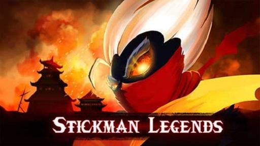 تحميل لعبة Stickman Legends  مهكرة آخر إصدار